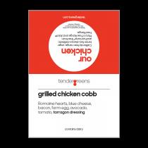 Grilled Chicken Cobb