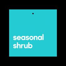 """Seasonal Shrub 5"""" x 5"""""""