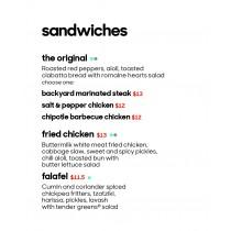 Burbank Pvc Sandwiches