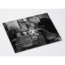 Catering Instructional Card