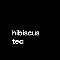 "Hibiscus Tea 4"" x 4"""