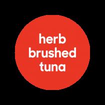 Herbed Brushed Tuna