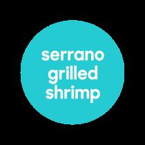 Serrano Grilled Shrimp